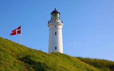 Leuchtturm Hanstholm