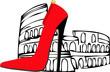 Le scarpe di Roma