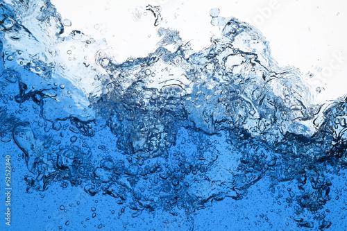 Panel Szklany Water splash