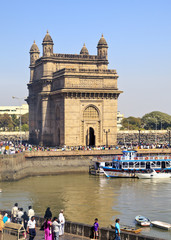 India Gateway from Taj Ocean View
