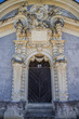 Eingang des Mausoleums Ehrenhausen, Steiermark, Österreich