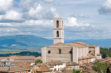 Perugia - Basilica di San Domenico