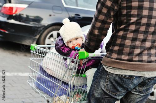 after supermarket