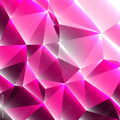 shiny pink diamond texture, background
