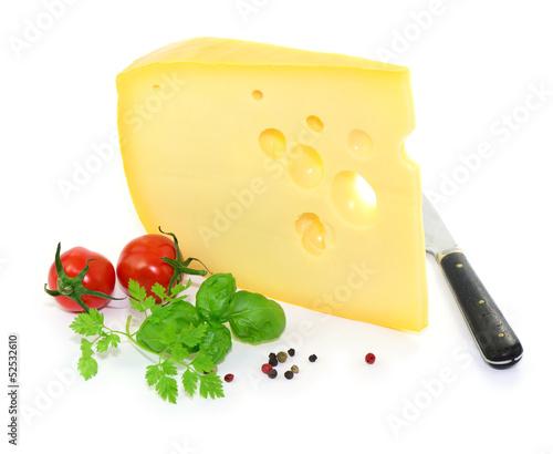 Gewürze, Käse