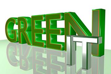 GREEN - IT - 3D