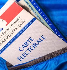 carte d'électeur,droit de vote,citoyen