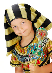 Boy Pharaoh