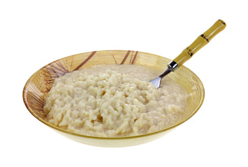 Risotto Rice Cheese Sauce