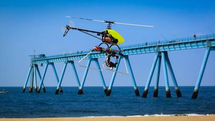 drone pour prise de vue aérienne