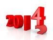 Jahreswechsel 2013_2014 - 3D
