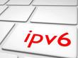 IPv6 vs IPv4 - 3D