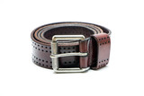 Brown Old Leather Belt