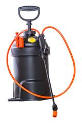 Pneumatic pesticide sprayer