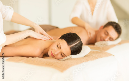 Fototapeten,kurort,treatment,massage,paar