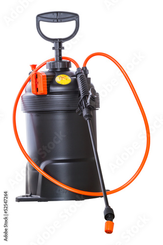 Pneumatic pesticide sprayer