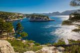 błękit Morza Śródziemnego
