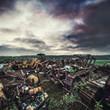 farming scrap yard