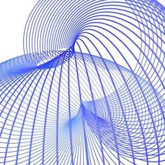 immagine astratta blu  3