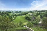 Fototapety Paysage de Campagne Mayenne France