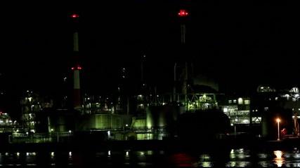山口の工場夜景