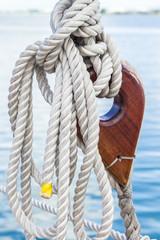 Sailboat Deadeye 1