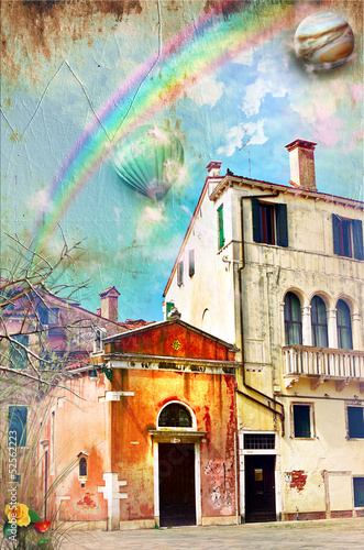 Venice dreams series - 52562223