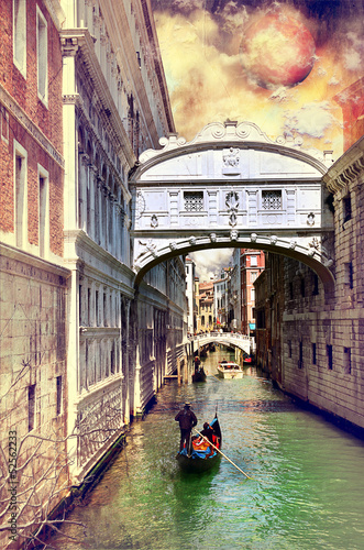 Venice dreams series - 52562233