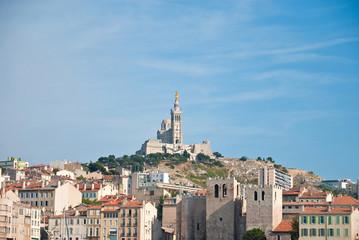 Basilica Notre-Dame de la Garde, Marseille