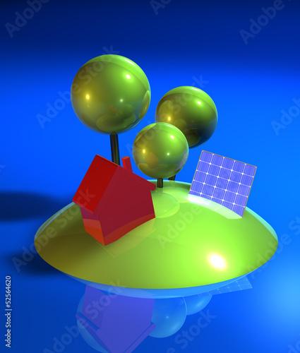 Haus Insel Solar