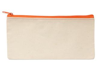 Brown fabric bag