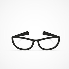 vecteur, lunettes