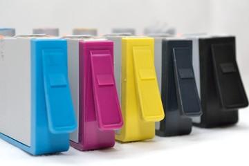 Druckerpatronen Farbmix