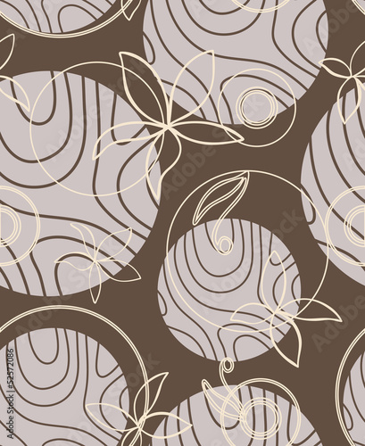 flowers abstract  texture chocolate