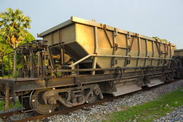 Bogie Hopper Wagon