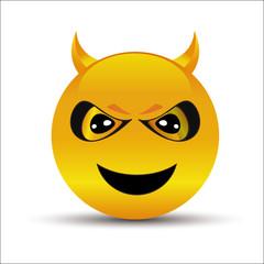 Smiley - Diablor