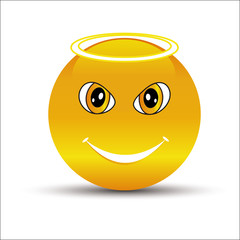 smiley - Saint