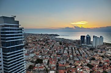 Tel-Aviv Sunset