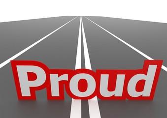 Proud road