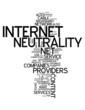 "Word Cloud ""Internet Neutrality"""