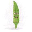 happy okra