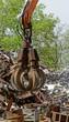 scrap metal grapple