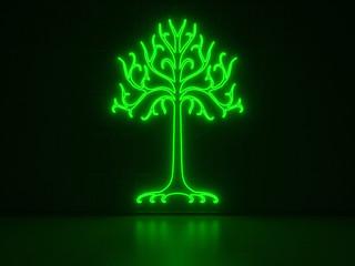 Tree - Series Neon Signs