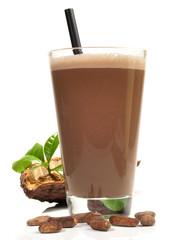 Milchshake - Schokolade