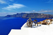 breathtaking landscapes of Santorini, Oia village