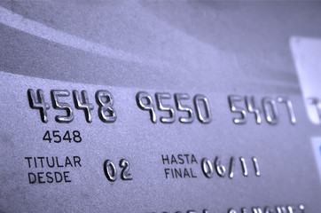 Tajeta de crédito