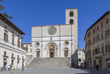 Kathedrale in Todi