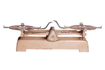 old vintage scale