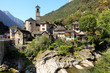 Lavertezzo, Verzasca Valley, Switzerland