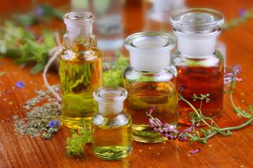 Alternative Medizin aus Heilkräutern